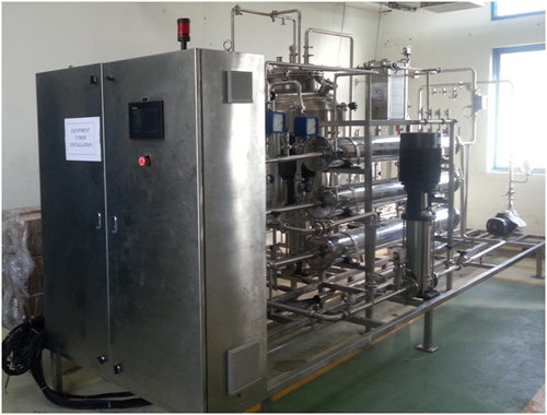 USP Pharmaceutical Grade Water Treatment Plant